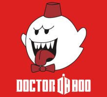 Doctor Boo - 11th Doctor One Piece - Short Sleeve
