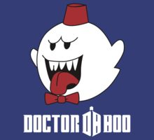 Doctor Boo - 11th Doctor by happyweasel