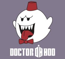 Doctor Boo - 11th Doctor Kids Clothes