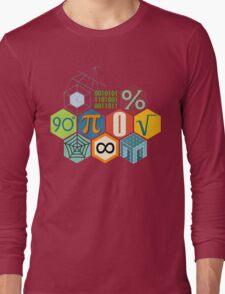 MATH! Long Sleeve T-Shirt