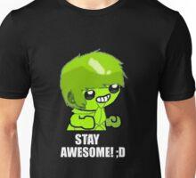 """Shiny Kakuna - """"Stay Awesome!"""" Unisex T-Shirt"""