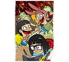The Belcher Kids Poster