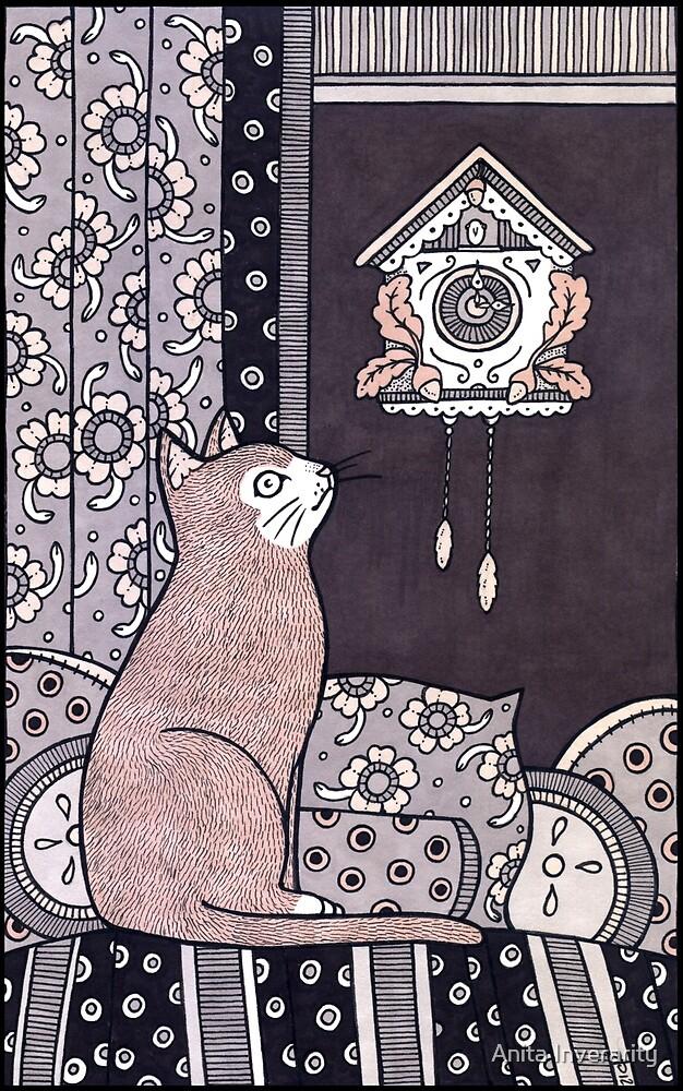 Cuckoo Watch by Anita Inverarity