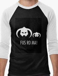 FUS RO MA! Men's Baseball ¾ T-Shirt