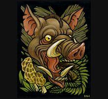 Wild Boar and Mushrooms T-Shirt