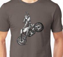 Women Who Ride - Buckin' Bronco Unisex T-Shirt