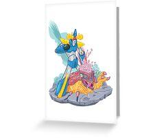 Splat! Greeting Card