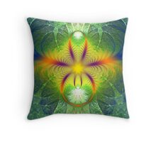 Night Creature Throw Pillow