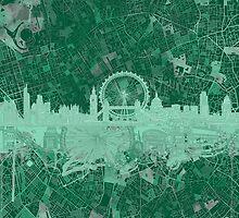 London skyline 1 by BekimART