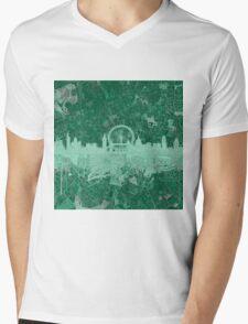 London skyline 1 Mens V-Neck T-Shirt