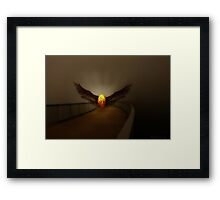 Life Finds It's Way Home Framed Print