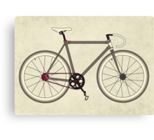 Road Bicycle Canvas Print