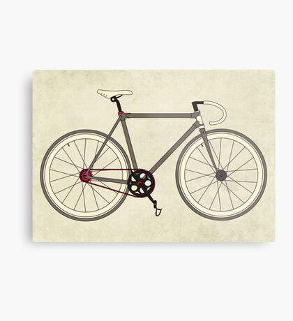 Road Bicycle Metal Print