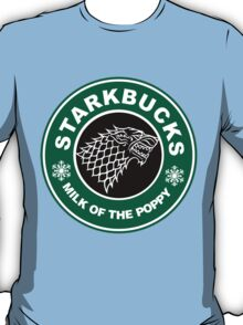 Starkbucks Milk T-Shirt