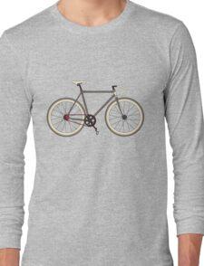 Road Bicycle Long Sleeve T-Shirt