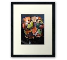 Autumn Rapture Framed Print