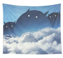 Beyond the Clouds Wall Tapestry