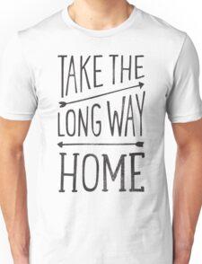 TAKE THE LONG WAY Unisex T-Shirt