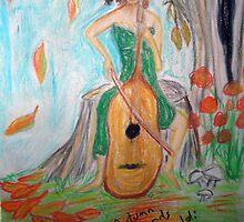 Sembra che l'autunno Vivaldi  by Alison Pearce