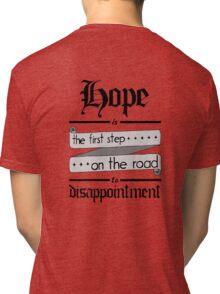 Librarian quote, Warhammer 40K Tri-blend T-Shirt