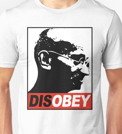 DISOBEY Unisex T-Shirt