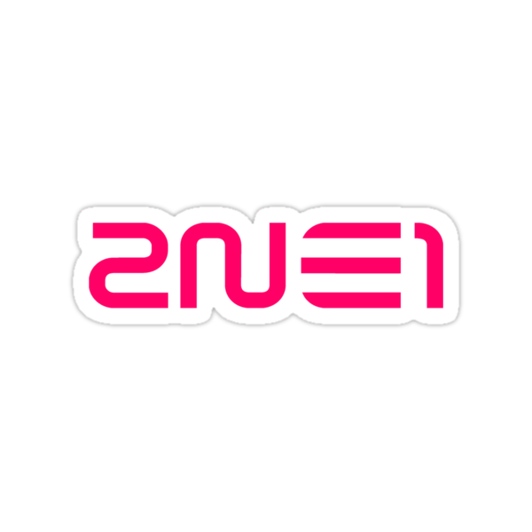 2NE1 - Hot Pink by revsoulx3
