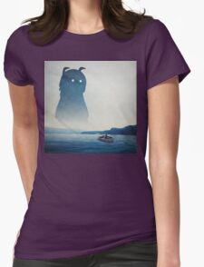 The Journey Womens Fitted T-Shirt