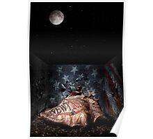 Big Ideas Under The Moon Light Poster