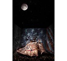 Big Ideas Under The Moon Light Photographic Print