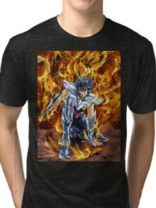 The Rise of Ikki The Phoenix Tri-blend T-Shirt