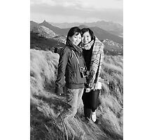 Ling and Kerry 1 Photographic Print
