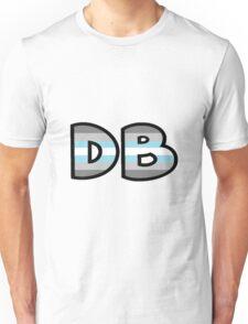 LGBT Alphabet - DB (Demiboy) Unisex T-Shirt