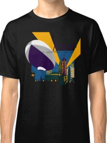Zeppelin Rides are Just a Universe Away Classic T-Shirt