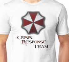Resident Evil - Umbrella Crisis Response Team Unisex T-Shirt
