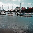 Brisbane Marina by AHakir