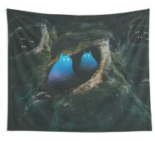 In the Forest of the Night Wall Tapestry
