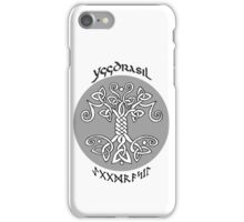Yggdrasil, Vikings iPhone Case/Skin