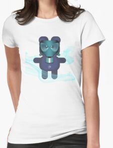 BEAR 7 Womens Fitted T-Shirt