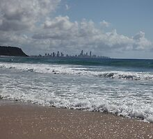 The Sparkling Gold Coast by Saraswati-she