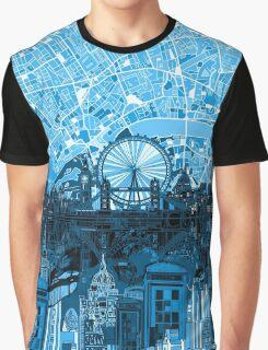 London skyline 3 Graphic T-Shirt