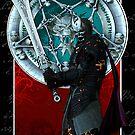 Master of Swords by DarwinsMishap