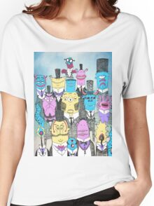 A Few Good Monsters Women's Relaxed Fit T-Shirt