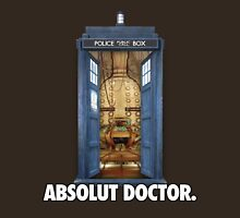 ABSOLUT DOCTOR. Unisex T-Shirt