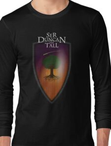 Ser Duncan the Tall: The Hedge Knight Long Sleeve T-Shirt