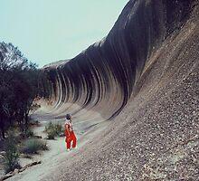 Wave Rock by Henry Molla   L.A.P.S.  P.S.Q.A.