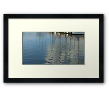 Nautical Series V Framed Print