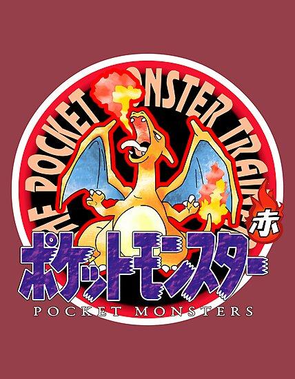 Pokemon Origins: Red by MidnightDemon