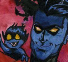 Kurt & Bamfs Sticker