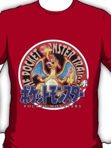 Pokemon Origins: Red T-Shirt