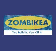 ZOMBIKEA by Spudmunkey